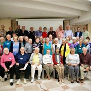 Retired clergy meet to show support for Bishop Oliveto