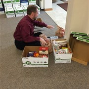First UMC Gillette connects with Hispanic community through Thanksgiving food boxes